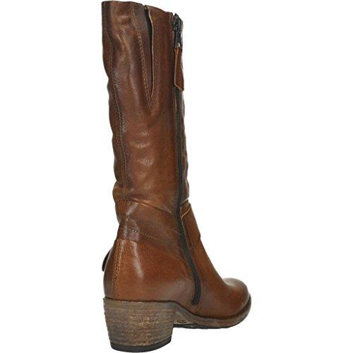 Botas para mujer, color marr�n , marca MJUS, modelo Botas Para Mujer MJUS DALLAS Marr�n marr�n