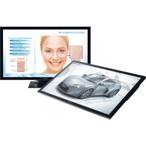 Sharp Edge LED Touchscreen Monitor