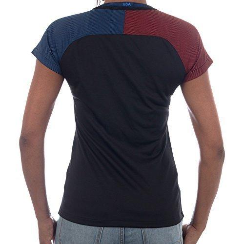 - Nike Women's United States Away Stadium Soccer Jersey (Small) Black