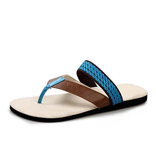 d9925a9a2bc0 30%OFF Men s sandals Summer plus size thongs Slip sandals ...