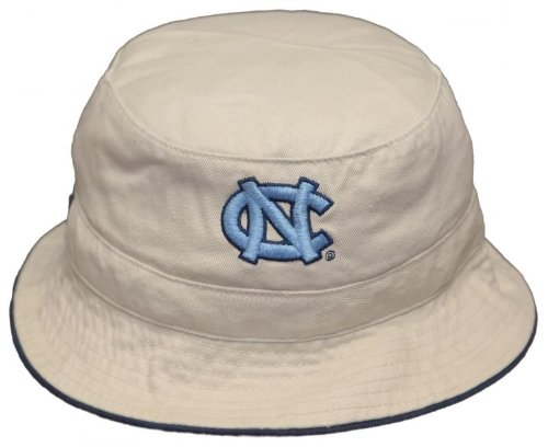 c5be485737 Amazon.com : New! University of North Carolina Tar Heels Bucket Hat ...
