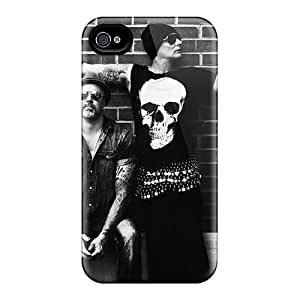 Perfect Hard Phone Cases For Iphone 4/4s With Customized High-definition Before The Dawn Band Pictures DannyLCHEUNG