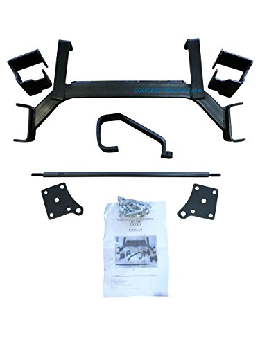 ft Kit for 2001.5 & Newer TXT / MEDALIST Electric Golf Carts (Yamaha Golf Cart Lift Kits)