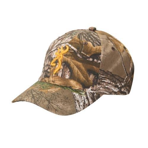Browning Rimfire 3D Buckmark Cap, Realtree Xtra (Browning Buckmark Camper Vs Ruger Mark Iii)