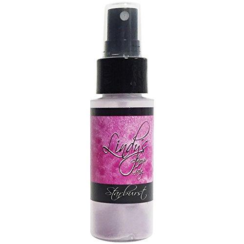 Lindy's Stamp Gang Starburst Spray 2oz Bottle-Hi Maintenance Magenta Sbs-87 SBS-87