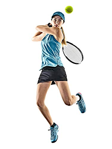 Tennis Ankle Brace – Premium Ankle Support & Compression for Tennis Players – Strong, Comfortable, Adjustable – Injury Protection, Pain Relief, and Recovery – One Size Fits All