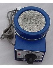 Manta calefactora 250 ml para matraz de fondo redondo 150 vatios Tamaño total 20 cm x 12.95 cm x 12.7 cm