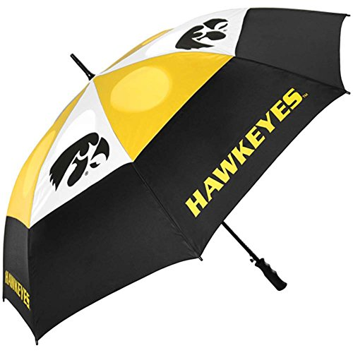 """Iowa Hawkeyes NCAA Golf Umbrella (62"""")"""