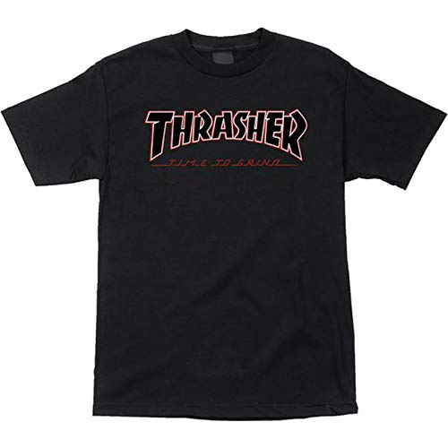rasher TTG S/S Shirts,Large,Black ()