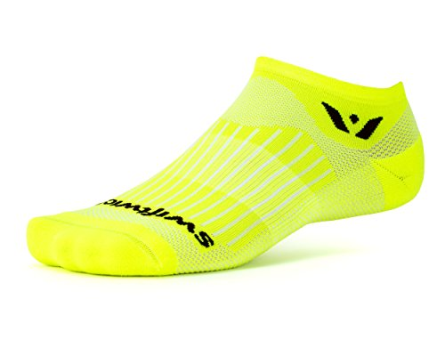 Swiftwick Aspire No Show Compression Endurance