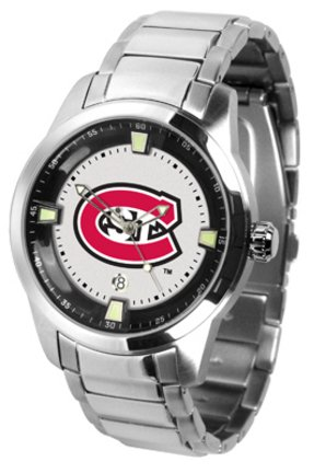 St. Cloud State Huskies Titan Steel Watch