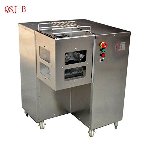 Kohstar QSJ-B hot selling Multifunction meat cutter machine, 800KG /HR, meat slicer meat dicing