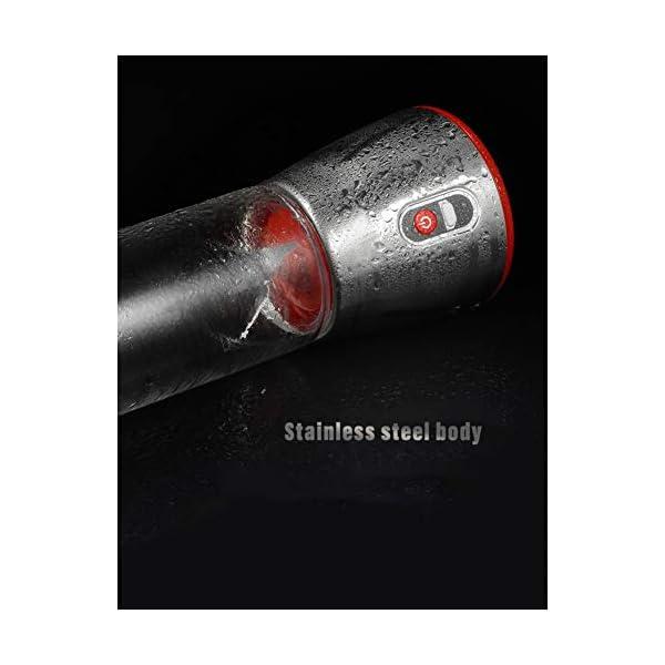 ZZJ Juicer 450Ml Macchina Portatile Multiuso Per Estrattore Di Spremiagrumi Frullatore Usb Di Ricarica Per Uso Domestico… 5 spesavip