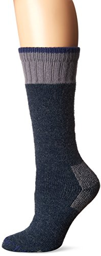 Fashion Weather Cold Boots - Carhartt Women's Extremes Cold Weather Boot Sock, 1 Pair, Denim Shoe Size: 4-9