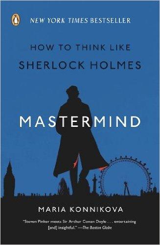 Mastermind: How to Think Like Sherlock Holmes (Paperback) - Common