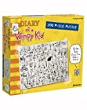 Diary of a Wimpy Kid: Book Four 200 Piece Jigsaw Puzzle