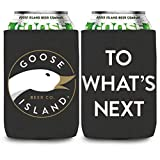 Goose Island Brewery Can Cooler - Set of 2