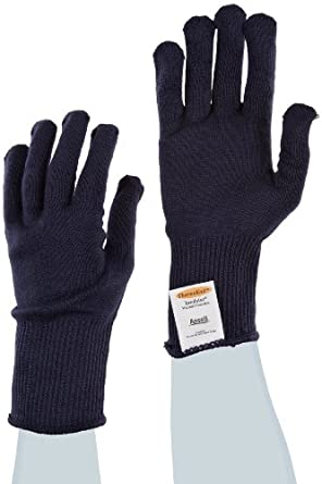 Ansell ThermaKnit 78-101 Thermolite Fast Wicking Fiber Insulator Glove, One Size Fits All (Pack of 12 Pairs)