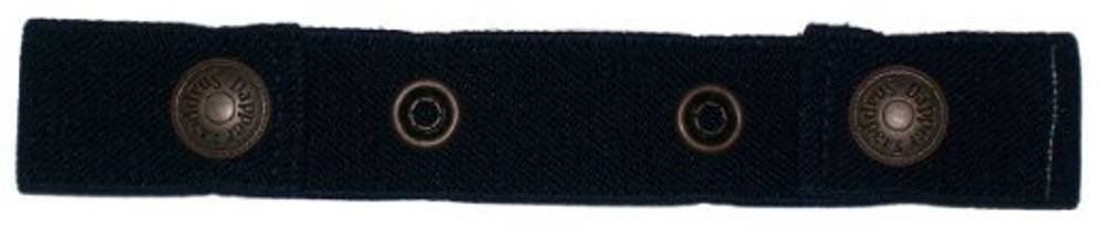Dapper Snapper Baby & Toddler Adjustable Belt ~ Navy DS-NV