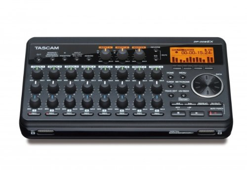 DP 008EX Portastudio Portable Multi Track Recorder