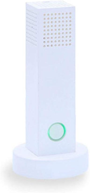 JJK Collar Personalizable de purificador de Aire, Ionizador USB Mini Refrescador de Aire Generador de Iones Negativos Eliminador de olores de bajo Ruido para Adultos y niños: Amazon.es: Hogar