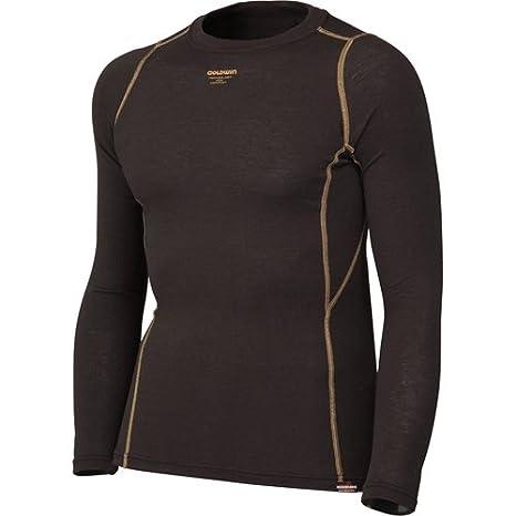 ゴールドウイン(GOLDWIN) 光電子マキシプラス アンダーシャツ GWB-420 ブラック XLサイズ