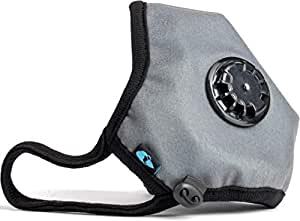 Cambridge Mask Co Pro Anti Pollution N99 Washable Military Grade Respirator with Adjustable Straps - Dorian L Pro