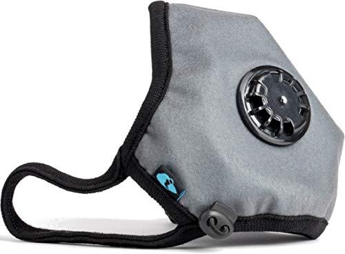 Cambridge Mask Co Pro Anti Pollution N99 Washable Military Grade Respirator with Adjustable Straps - Dorian M Pro
