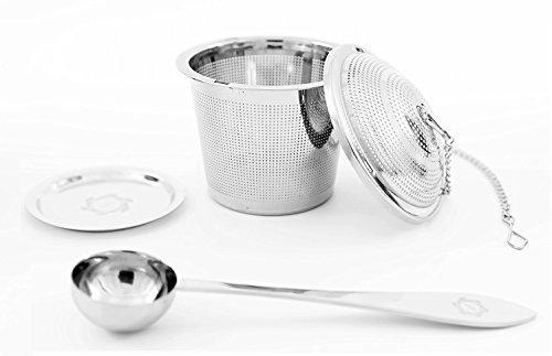 LuvlyTea Loose Leaf Tea Infuser product image