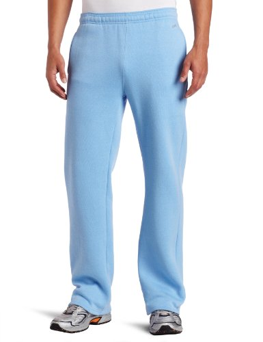 Soffe Men's Training Fleece Pocket Pant Light Blue Large