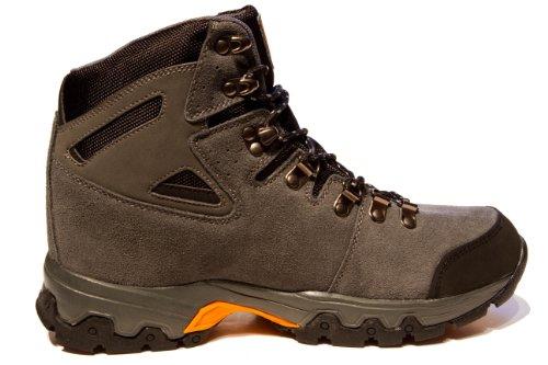 Pataugas GUGGEN MOUNTAIN M008 - Botas de montaña o senderismo unisex gris - gris
