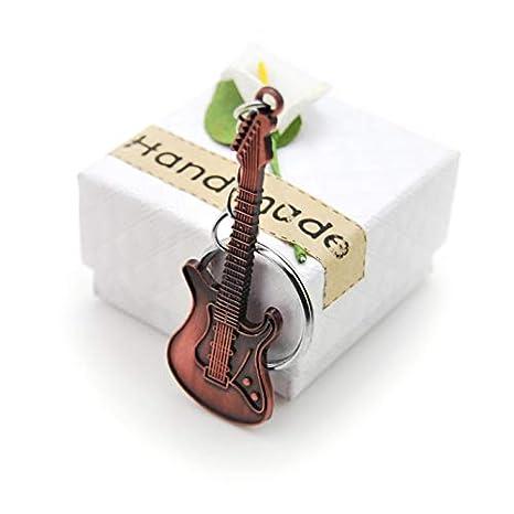 Amazon.com: Taco Mocho - Llavero de guitarra para mujer ...