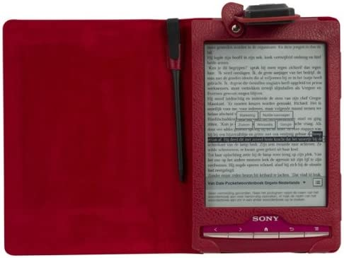 Gecko Covers - Funda con luz LED para e-reader Sony PRS T1: Amazon ...