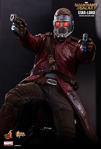 Hot Toys Mms255 Guardians of the Galaxy Star Lord Special Edition