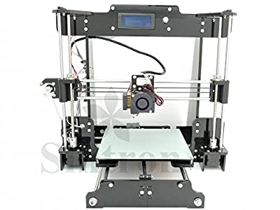 [Sintron] NEW Ultimate 3D Printer Full Complete Kit TW-101 2017 Upgrade Pro & Easy 3D Printer Reprap Prusa i3 + MK8 Extruder, Stepper Motor and LCD Controller