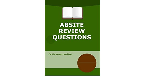 absite review questions vascular surgery english edition