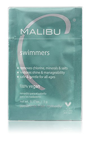 Malibu C Swimmers Wellness Hair Remedy  Box 12