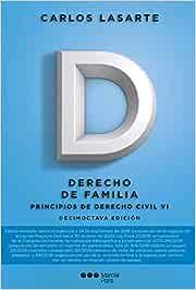 Principios de Derecho civil: Tomo VI: Derecho de familia