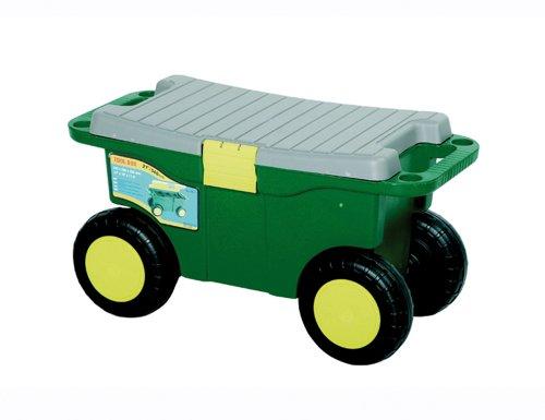 Siena Garden 560887 Hobby- und Gartenwagen Farbe: grün/gelb