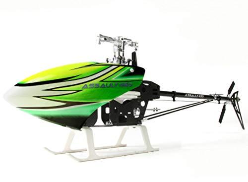 - SKB family Assault 450DFC Belt Drive Flybarless 3D Helicopter Kit