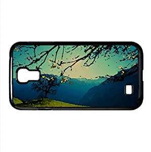 Autumn, Schachental, Switzerland Watercolor style Cover Samsung Galaxy S4 I9500 Case (Autumn Watercolor style...