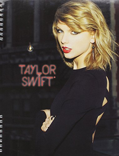 Taylor Swift 2015-16 Spiral Notebook (12