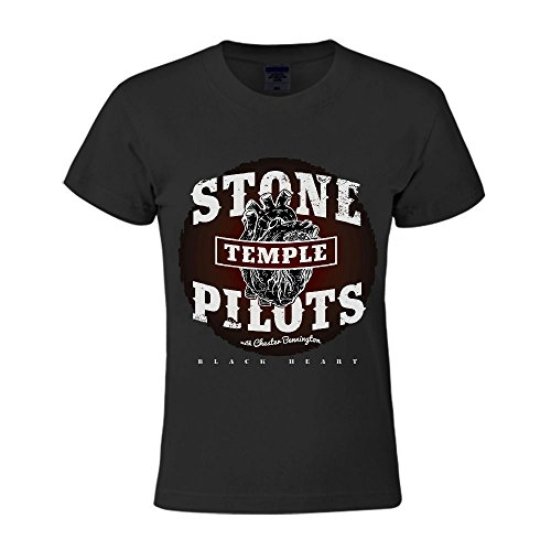 Timico DIY Stone Temple Pilots Women O Neck T Shirts