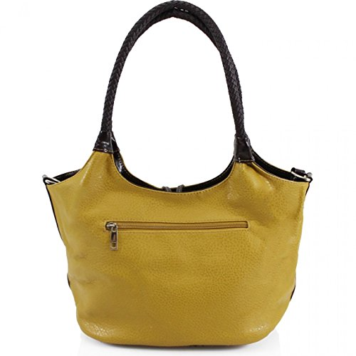 Leather Faux Shoulder Women's Bag Handbag GREY MEDIUM LeahWard Quality Designer Button Button Stunning Wood Flexible D Women's Shoulder Bag CWRX140731 tUpqI