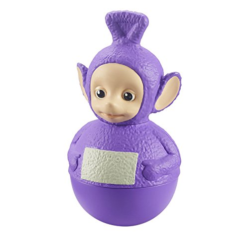 Teletubbies Weebles Wobble Tinky Winky Figure -