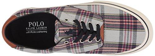 buy cheap high quality Polo Ralph Lauren Men's Thorton Sneaker Blue/Multi factory outlet cheap online discount finishline sale 100% original tumblr online DgnFU4Z