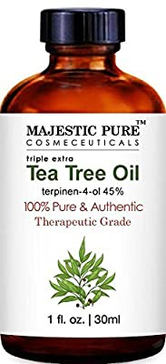 Majestic Pure Essential Oil, 100% Pure and Natural with Therapeutic Grade, Premium Quality Oil 1fl Oz