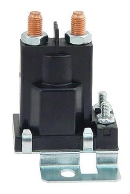 Western & Fisher Solenoid Motor Relay