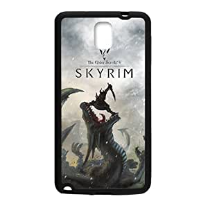 Wonderful skyrim Cell Phone Case for Samsung Galaxy Note3