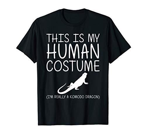 The Incredibles Halloween Costume Diy (Komodo Dragon Easy Halloween Human Costume Lizard DIY Gift)